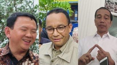 Masalah Banjir dari Sudut Pandang Jokowi, Ahok, dan Anies Baswedan