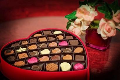 Valentine-ku dalam Belaian Rindu