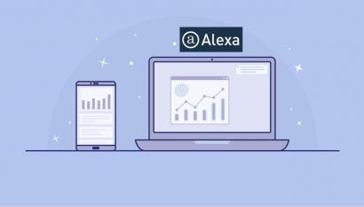 Daftar Alexa Rank Website di Indonesia, Rangking Berapakah Kompasiana?
