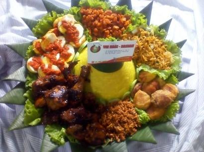 Usaha VM Nasi-nasian Catering Kantoran yang Rekomen