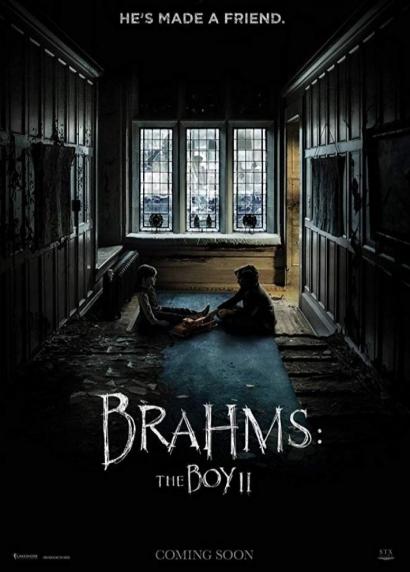"Film ""Brahms: The Boy II"", Aplikasi Boneka yang Menjadi Tersangka"