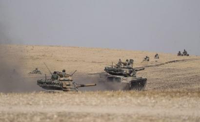Ofensif Darat Tanpa Dukungan Udara, Turki Bisa Bahaya