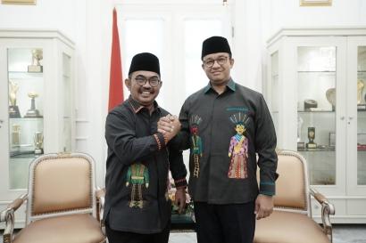 Rahmat HS Kecele, Banjir di Jakarta Tak Mengenal Hari Libur