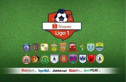 Semoga Shopee Liga 1 2020 Berjalan Lancar dan Sukses