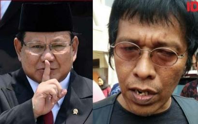 Menduga Maksud Adian Minta Prabowo Tak Maju Pilpres 2024