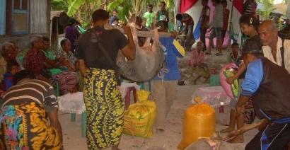 "Pro-Kontra ""Keti"", Tradisi Pengakuan Dosa Suku Dawan (Timor)"