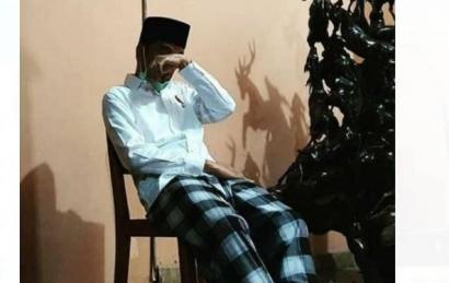 """""""Jangan Lupa Istirahat Pak Jokowi..."""""""