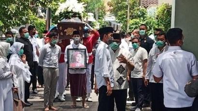 Bukan Ucapan Duka-Cita, Nyinyiran Dilontarkan Para Pembenci Jokowi