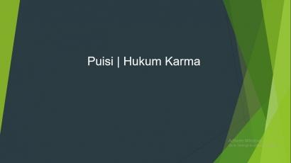 Hukum Karma