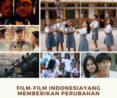 Film-film Indonesia Tahun 2000 ke Atas yang Memacu Perubahan