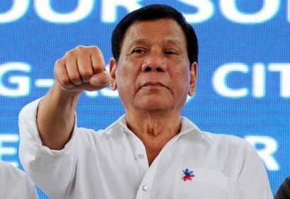 Ancaman Tembak Mati, Strategi Filipina Menerapkan Lockdown