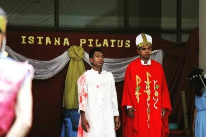 Pilatus Sahabat Sang Penebus