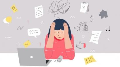 Hindari Stres Selama Sekolah Daring dengan Melatih Self-Management Skill