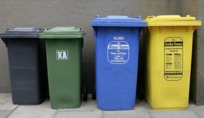 Yuk, Kenali Warna Pemilahan Sampah di Jerman!
