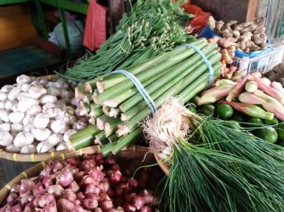 Memahami Realitas di Antara Orang-orang dalam Pusaran Sayuran