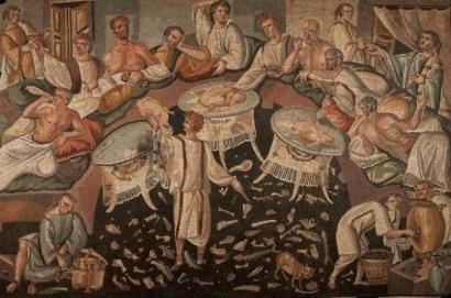 Kebiasaan Makan Orang Romawi Kuno dan Orang Indonesia Saat Ramadan