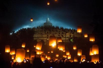 Kedamaian Bulan Ramadan dan Peringatan Waisak 2020 Membawa Semangat Optimisme Melawan Covid-19