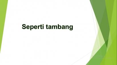 Puisi | Tambang
