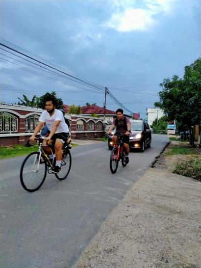 Amankah Bersepeda di Masa Pandemi?