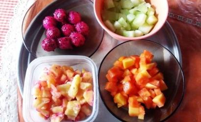 Salad Buah Anti Wabah agar Imunitas Bertambah