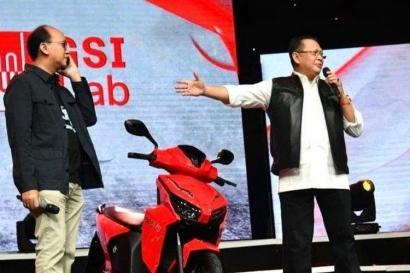 Terungkap, Heboh Lelang Sepeda Motor Presiden Karena Kesalahpahaman