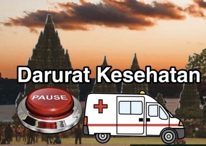 Indonesia Perlu Perpanjang Status Darurat Kesehatan; Bagaimana Yogyakarta ?