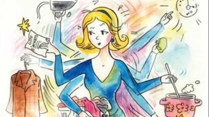 Pantas Saja Para Ibu Memilih Sibuk di Rumah
