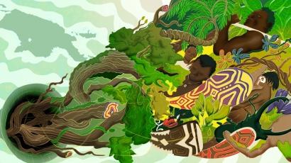Kapitalisme dan Lingkungan  (Boven Digoel)