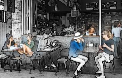 Era Kopi Tanpa Kedai? 'Just-Pretending-Leisure' Class Kehilangan Penanda