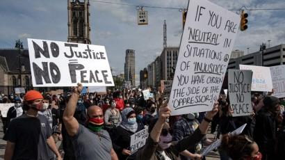 Black Lives Matter 2020: Puncak Gunung Es Rasisme di Amerika Serikat