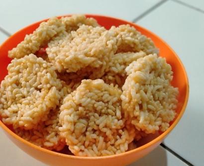 Rengginang, Makanan Legendaris yang Kadang Bikin Tertipu