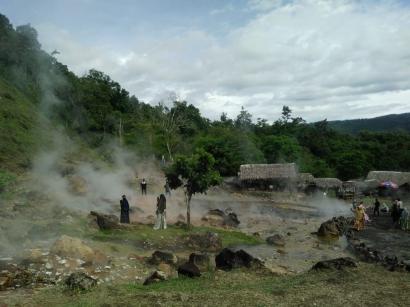 Wisata 'Ie Su'um, Sauna Alam dan Sensasi Air Panas