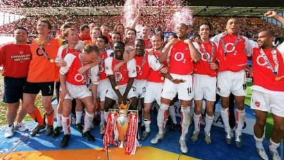 The Invincibles Arsenal, I Miss You..