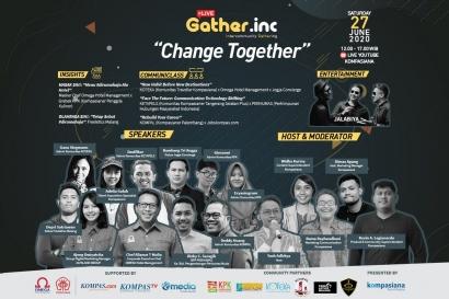 Gather.inc, Pesta Komunitas Virtual!