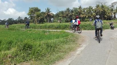 3 Manfaat Luar Biasa Saat Kita Bersepeda