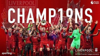 """Peran Istri Klopp Akhiri Kutukan """"You'll Never Win Again"""" Liverpool"""