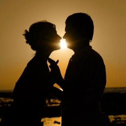 Ciuman di Akhir Senja