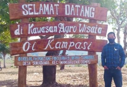 Destinasi Wisata Oi Kampasi Manggelewa, Butuh Perhatian Semua Pihak