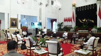Bukan Tidak Mungkin Presiden Jokowi Mengganti Menteri Pertahanan Prabowo Subianto