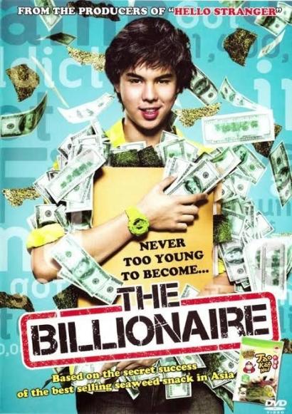 """Sinopsis """"The Billionaire"""", Film Thailand tentang Pengusaha Muda Pantang Menyerah"""