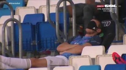 Menyoal Tingkah Konyol Gareth Bale di Bangku Cadangan