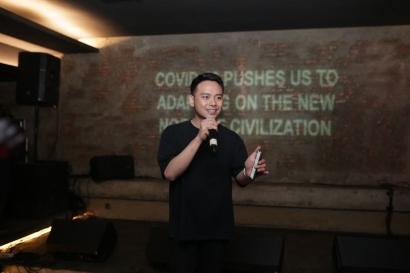 """Bincang Singkat Vinnie Kinetica Rumbayan, """"The Rising Star"""" Pengusaha Milenial Indonesia"""