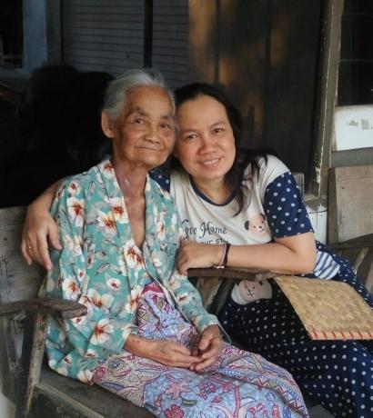 Emak Tetap Sehat di Usia 90 Tahun, Apa Resepnya?