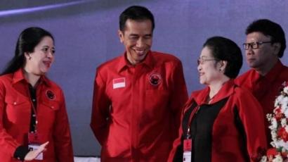 Jadikan Jokowi Ketua Umum PDIP, PDIP Jaga Kejayaan di Masa Depan