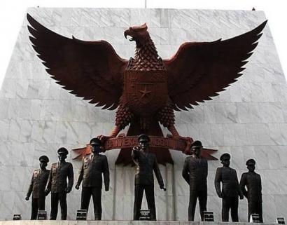 Serba-serbi Kisah Mistis Lubang Buaya, Tempat Pembunuhan 7 Pahlawan Revolusi