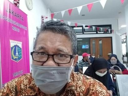 Dwi Fungsi Masker