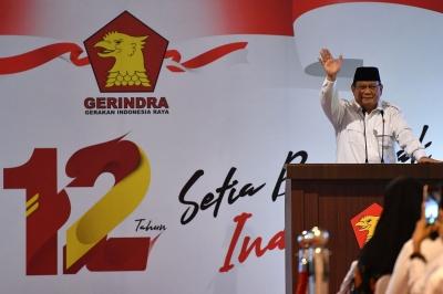 Langkah Tepat Prabowo Subianto Ketika Pengurus Diisi Kalangan Milenial