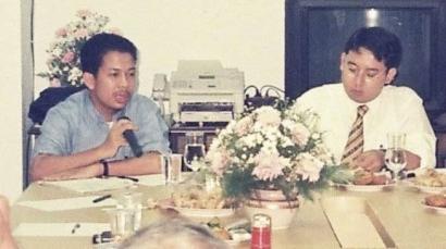 """Fahri Hamzah dan Fadli Zon Bukan """"Anti Jokowi"""", Mereka Simbol Oposisi Sejati"""