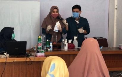 Ganyang Pandemi, Mahasiswa Undip Beraksi