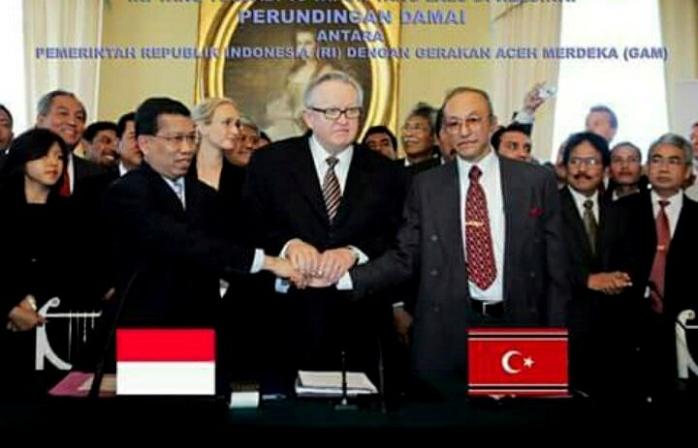 Kemerdekaan RI ke-75 Tahun dan Jalan Terjal Merawat Perdamaian Aceh